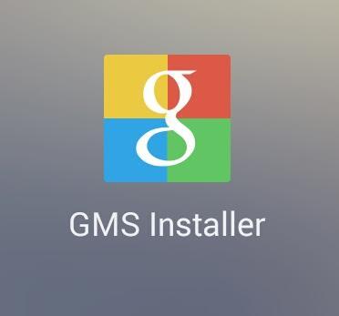 GMS Installer Cai dat Google Play tren KEYone Black Trung